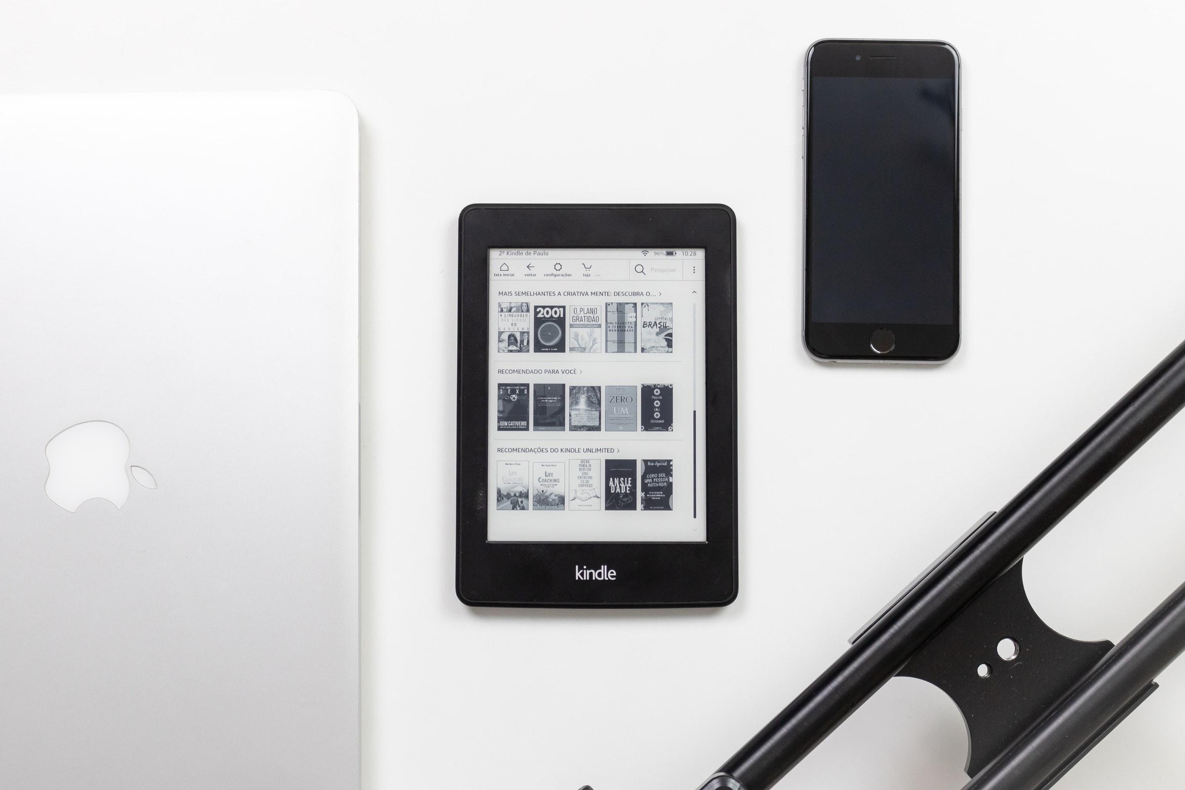 Akses Internet Terbatas di Kindle